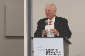 Bert A Getz Center for Collaborative Philanthropy