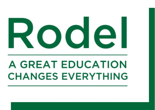 Rodel Home Page Hero Logo